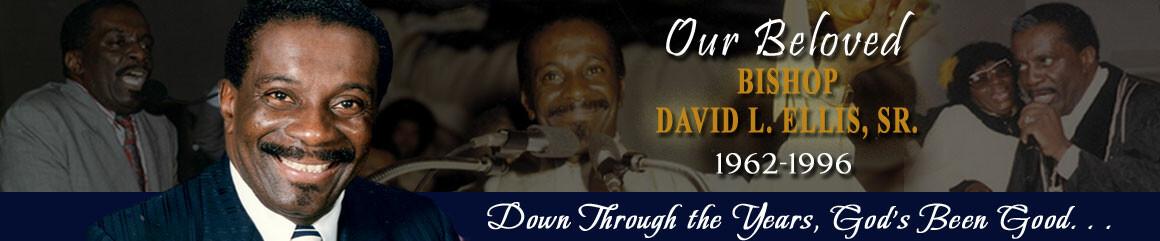 Remembering Bishop David Ellis
