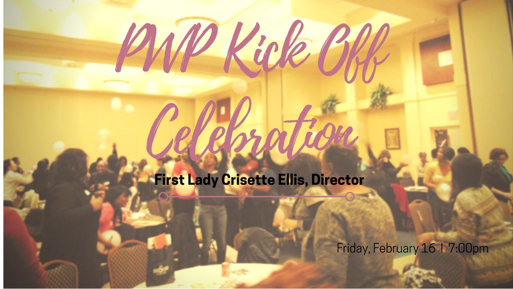 PWP Kick-Off Celebration