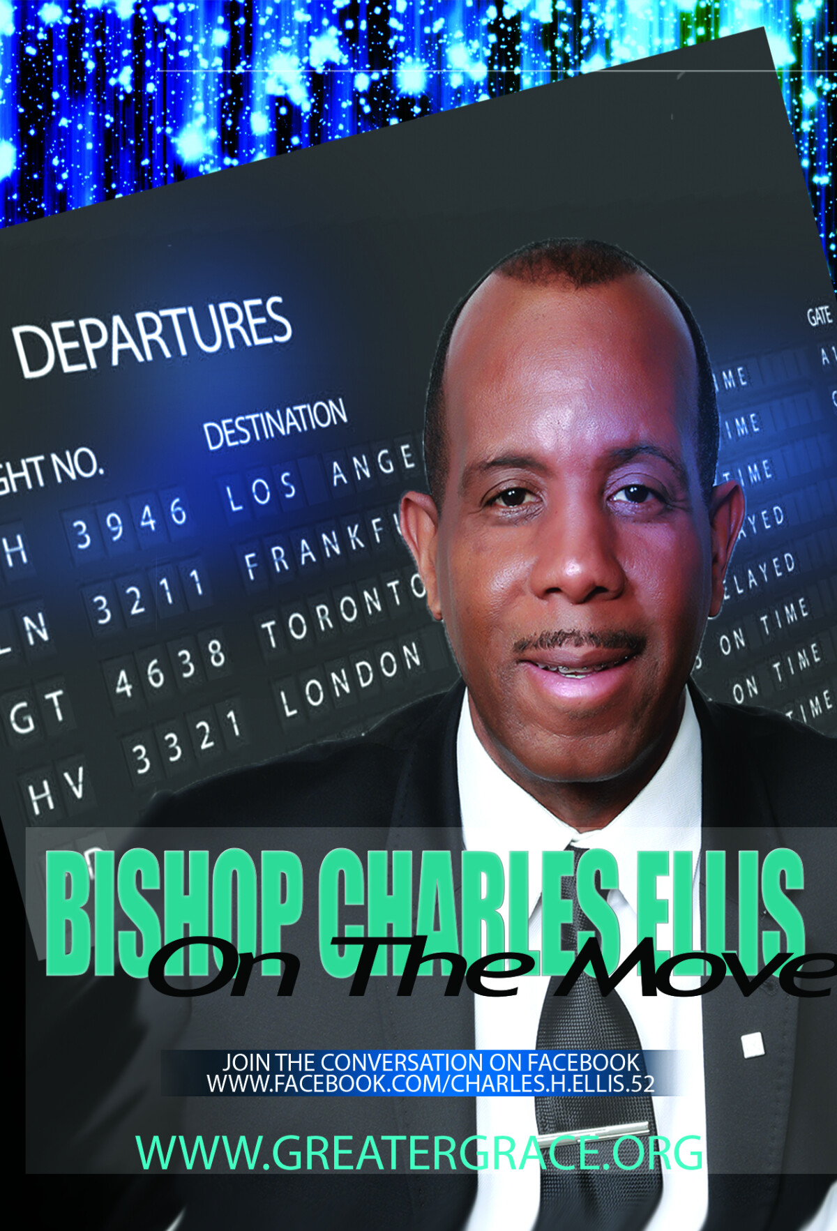 Bishop Ellis' Speaking Engagement: South Carolina