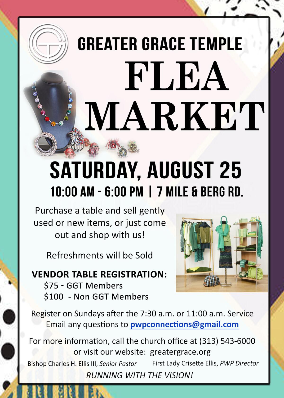 GGT Flea Market