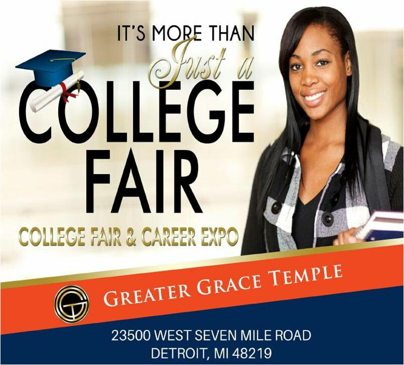 It's More Than Just a College Fair