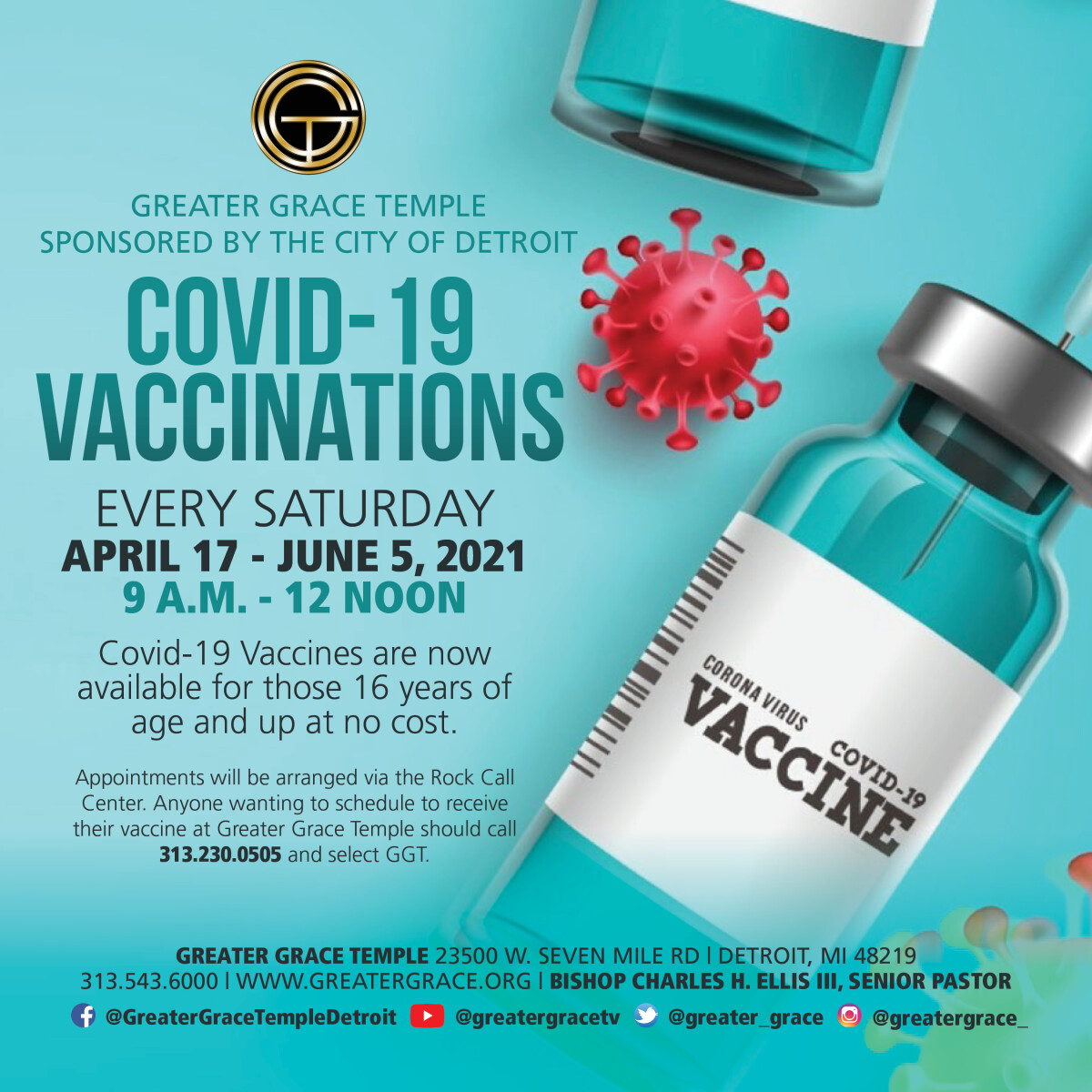 COVID-19 Vaccinations